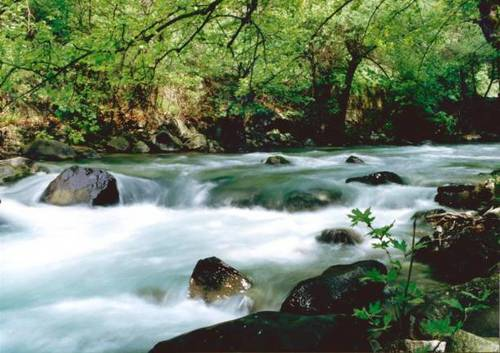 Το ποτάμι που κυλάει στον ουρανό
